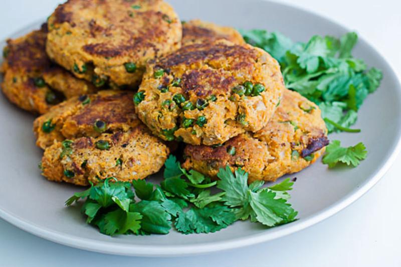 Proteinreiche Rezepte >> 5 vegetarische voll mit Eiweiß