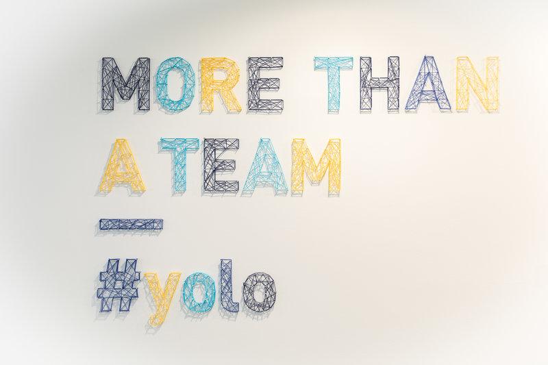 Mehr als nur ein Team
