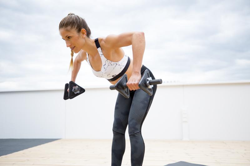 Top 10 Übungen für definierte Arme