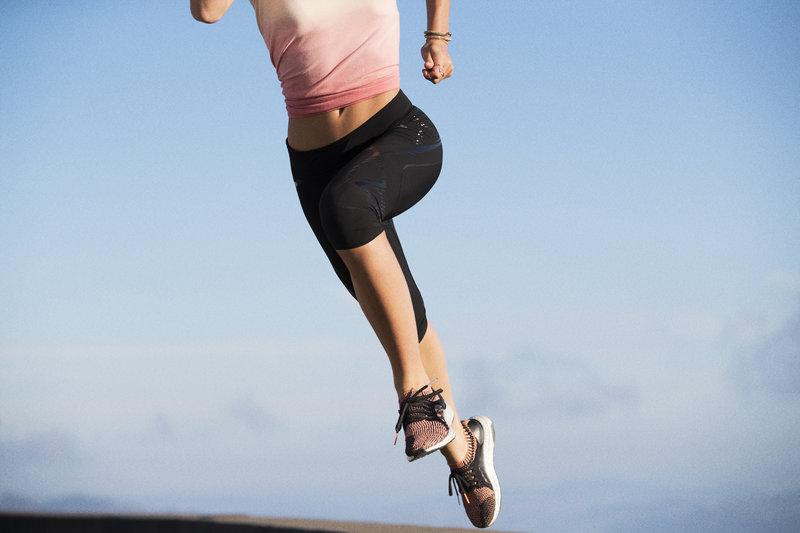 Frauen brauchen andere Laufschuhe als Männer