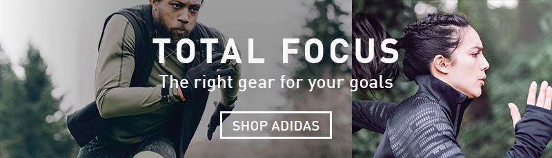 The right gear for your goals - check out the adidas online shop