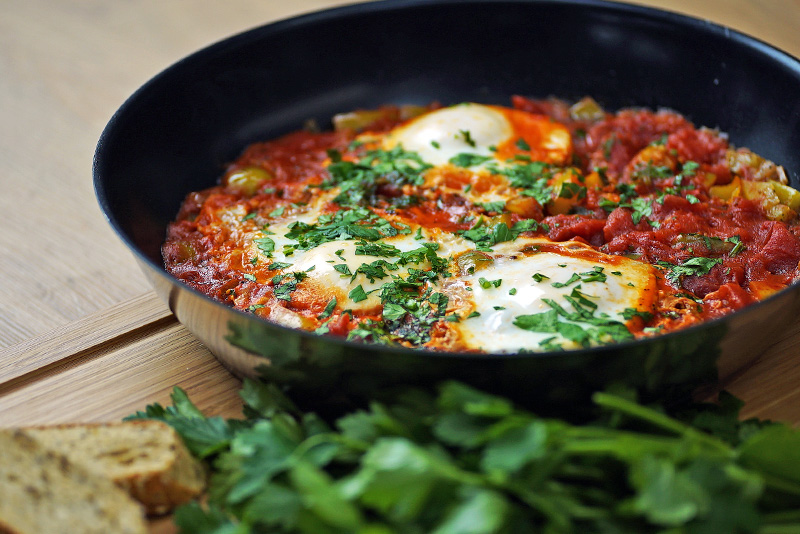 Runtasty Shakshuka