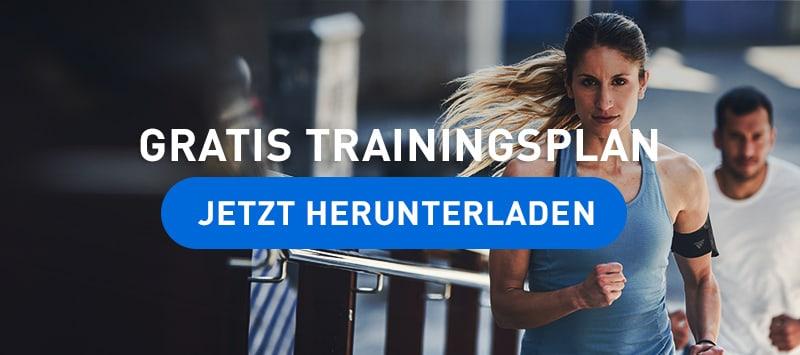 Gratis Trainingsplan download HIIT laufen