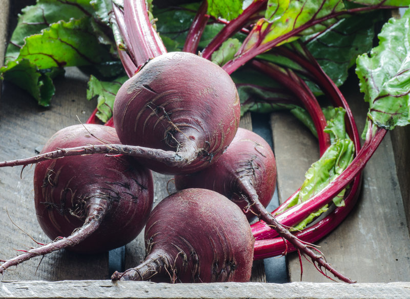Foods Against Sore Muscles: beet juice