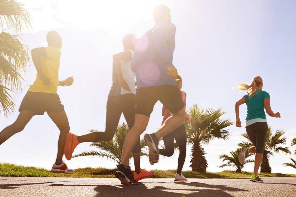 Aufwärmen steigert deine Laufleistung im Wettkampf