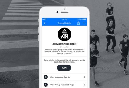 adidas Runners Community: Neue Funktion in der Runtastic App!
