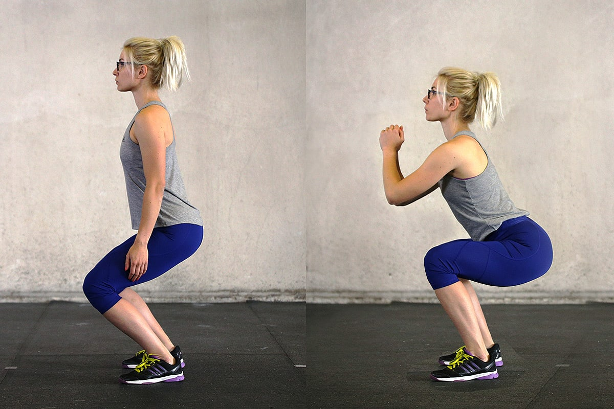 Watch 6 Ways Youre Doing Squats Wrong video