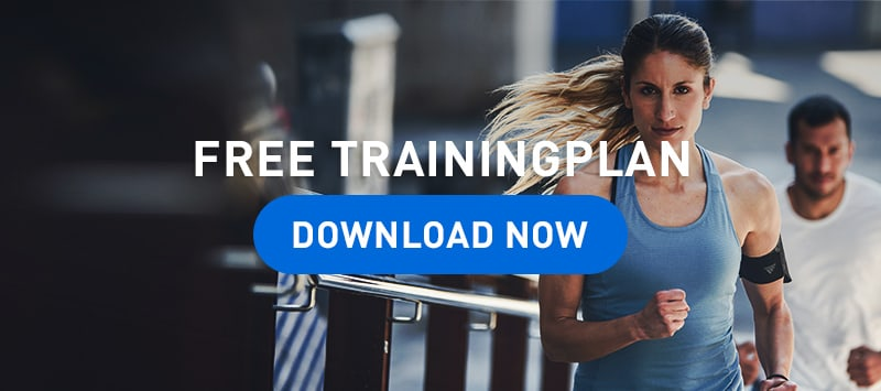 Free HIIT training plan for runners