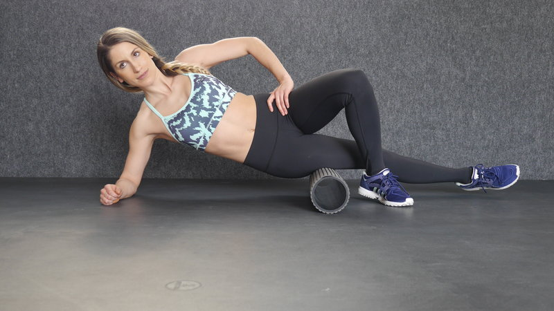 Stretching & Foam Rolling: How to Relieve Sore Muscles