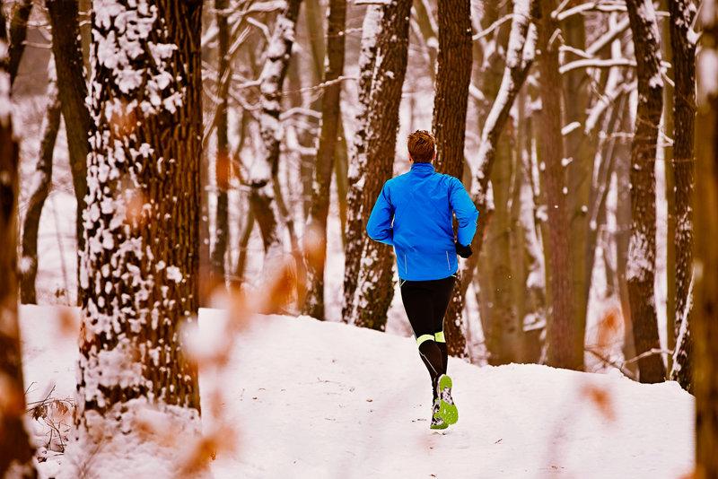 Equipment: running in winter