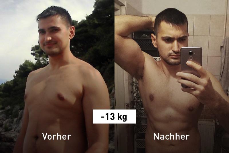 13 Kg Abnehmen Mit Krafttraining Und Laufen
