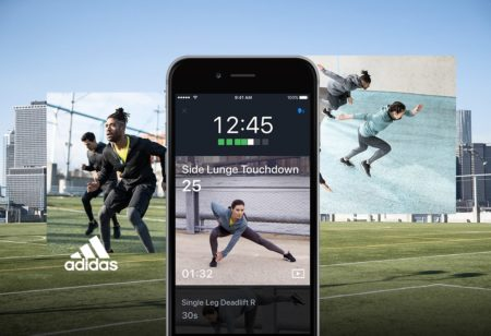 New Outdoor Workouts in Results app