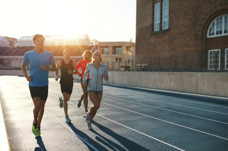Kohlenhydrate sind Benzin für die Muskeln.