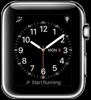 Apple Watch und Runtastic: neues Design, einfachere Bedienung