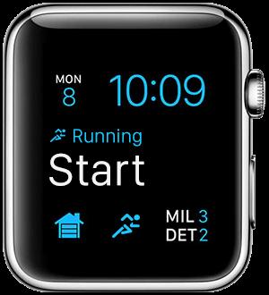 Schneller App-Start in deiner Complication