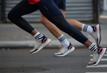UB19 running shoe