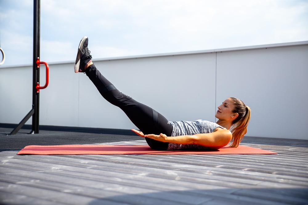 Core Training 10 Fitnessübungen Für Eine Starke Körpermitte