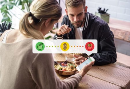Nutrition rating feature