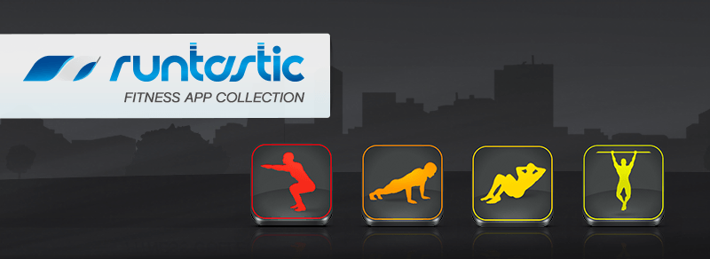 runtastic Fitness App Collection