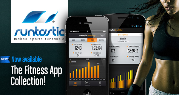 runtastic Fitness Apps iOS and Android