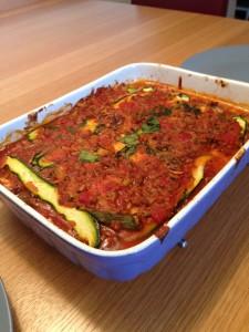 Zuccini Lasagna Recipe