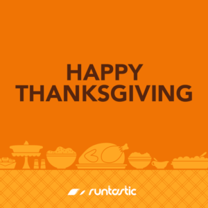 Runtastic Thanksgiving