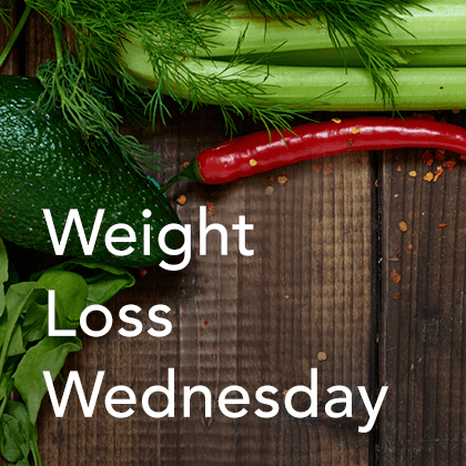 Weight Loss Wednesday Vegetables