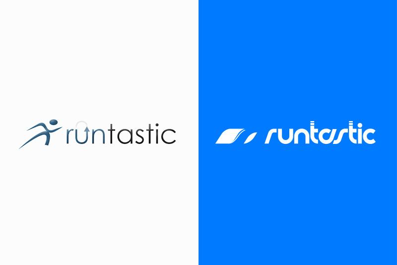 Runtastic logo.