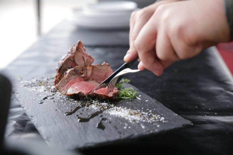 The perfect club steak