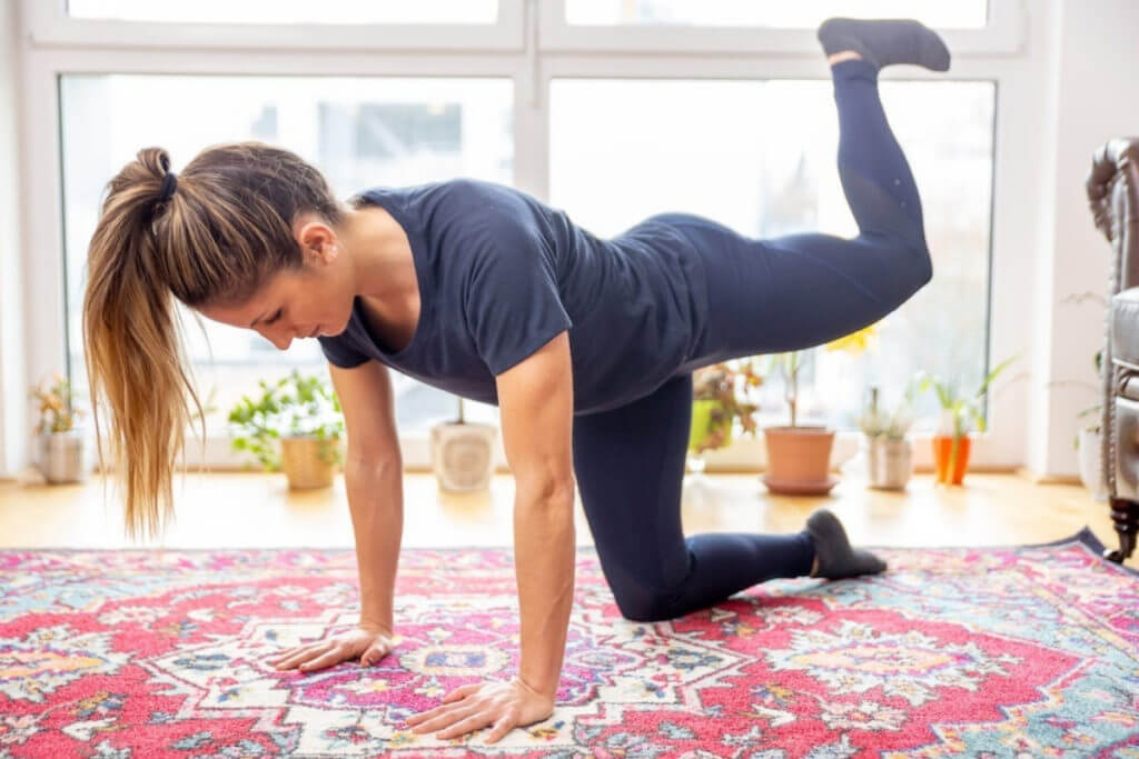 15 Butt Exercises You Can Do For A Bigger Butt At Home-8547