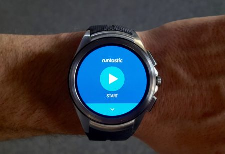 Smartwatch - Android Wear 2.0