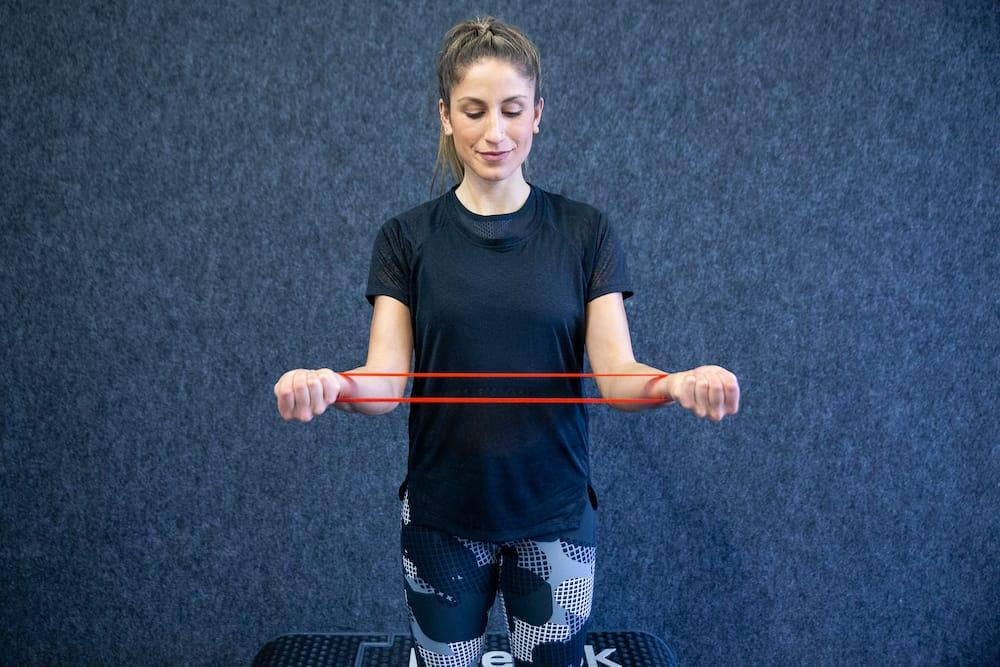 Shoulder External Rotation RB