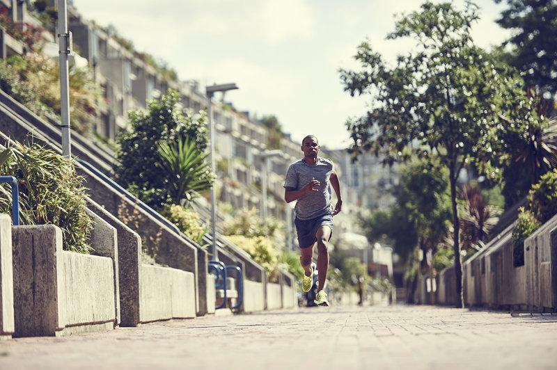 Corsa all'aperto