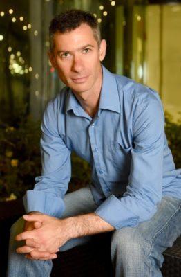 Jason Karp Headshot