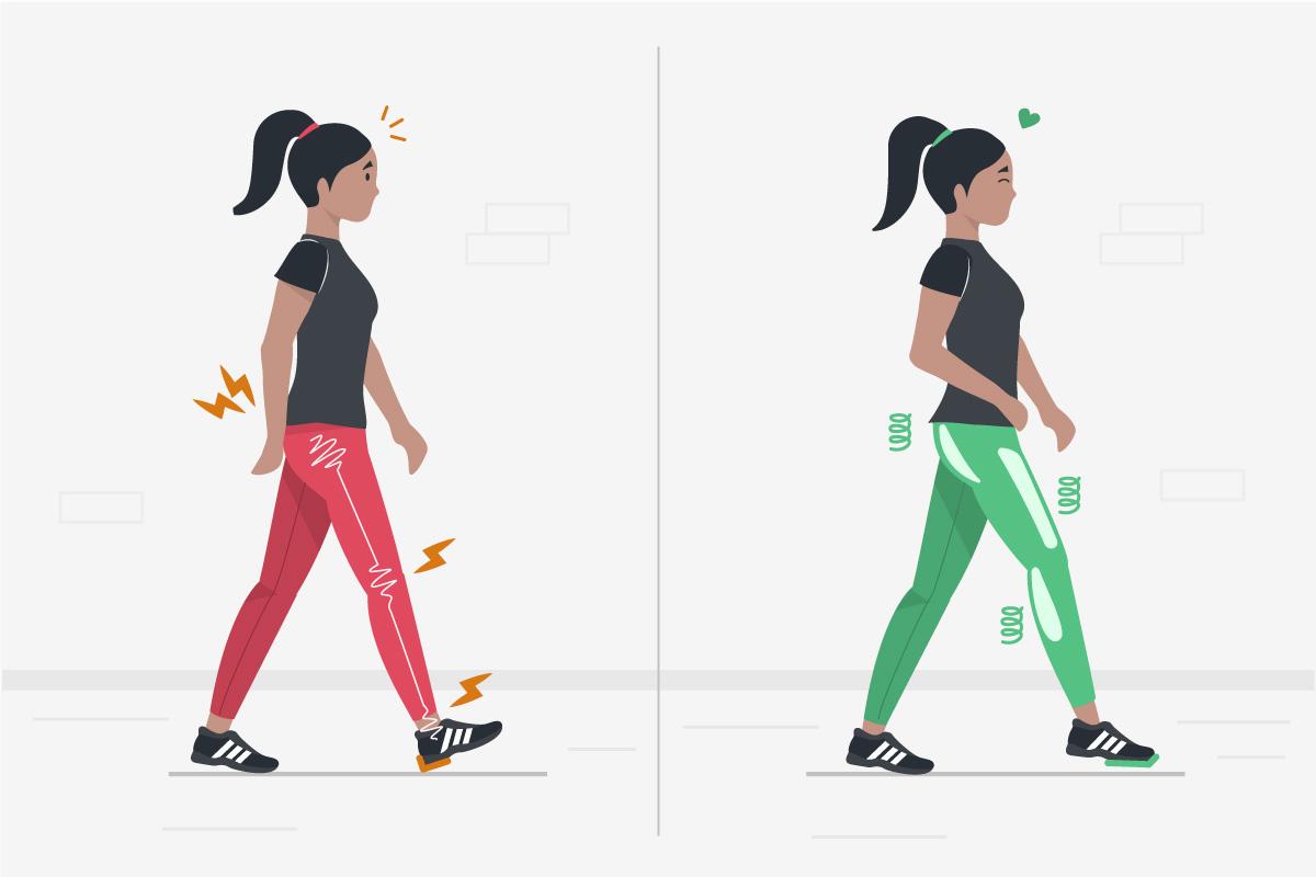 e1a5b72ee Si sales a caminar realizando este movimiento de manera consciente