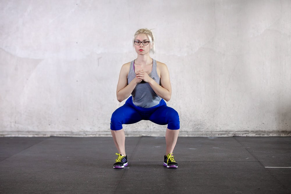 Squats 101 How To Do Squats And Which Muscles They Activate