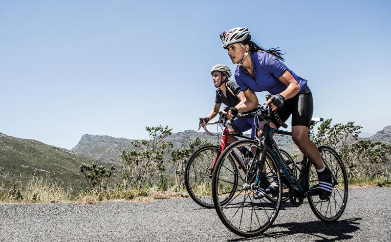 Perder peso con el ciclismo
