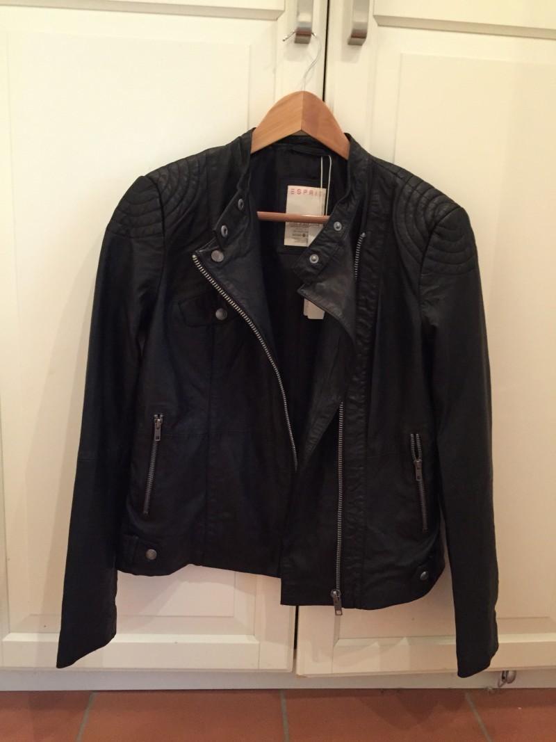 Manja leather jacket Results
