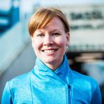 Maria Nokkonen, content creator at adidas Group