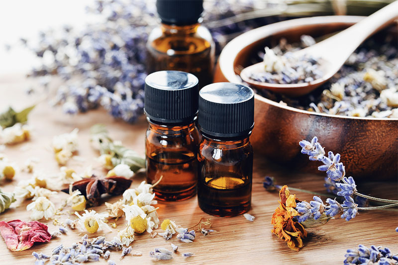 Essential Oils for Runners