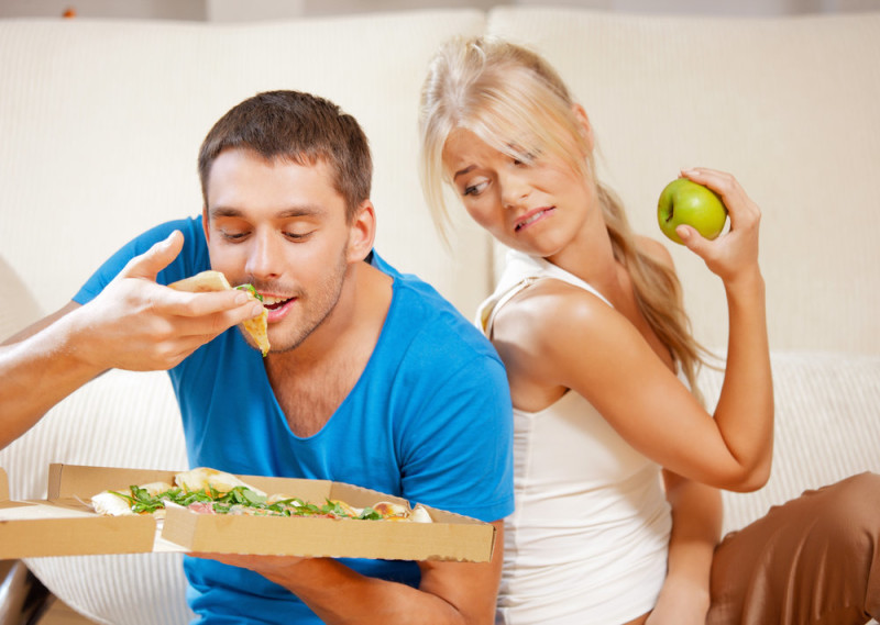How To (Nicely) Tell Your Partner That They Need To Lose Weight