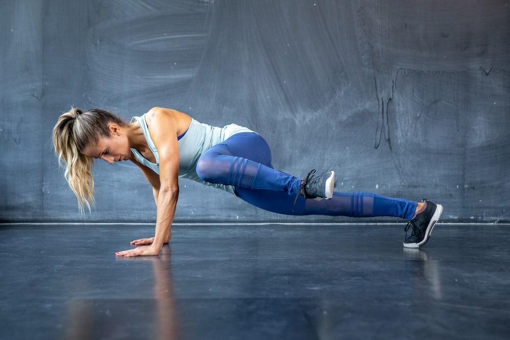 Easier & Harder Variations for 8 Bodyweight Exercises