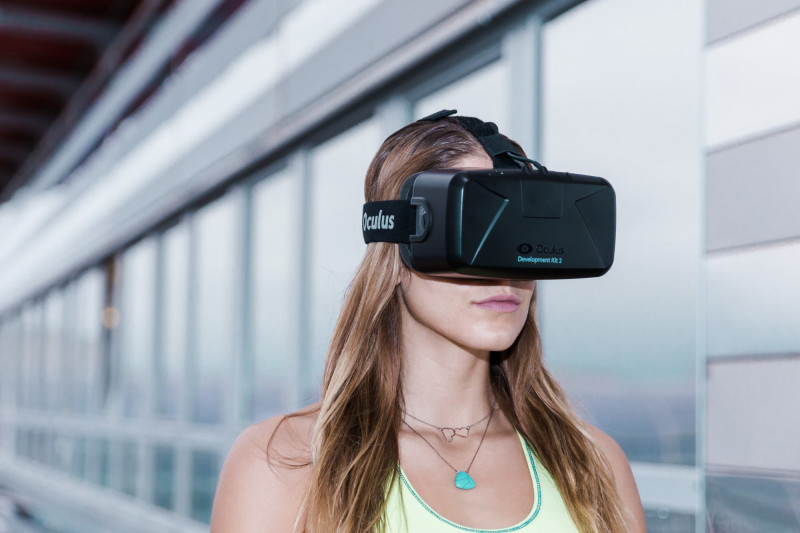 Runtastic virtual reality