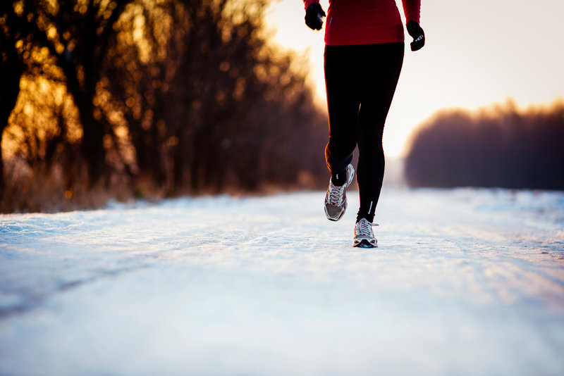 Running in winter with the right equipment