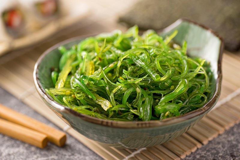 Food-Trend Algen: Schatz des Meeres
