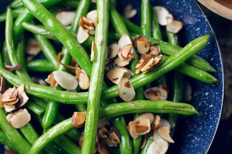 Alimentos de octubre: judías