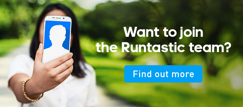 Career at Runtastic