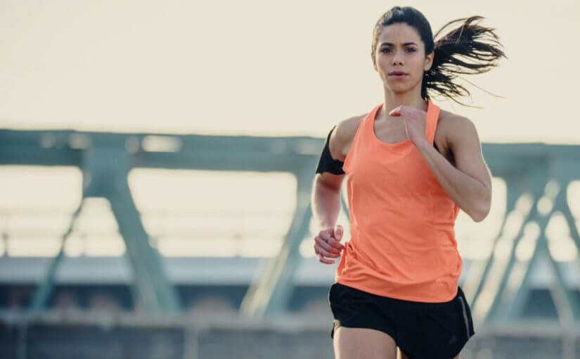 Image result for running to lose upper body fat
