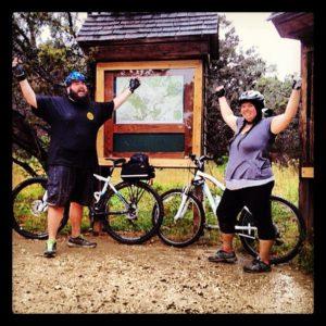 potts runtastic greenbelt bike