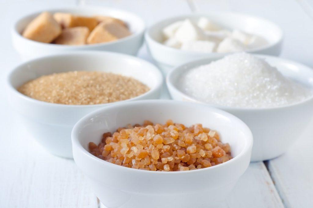 Sugar variations